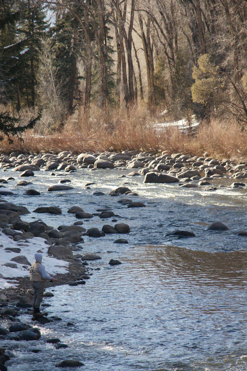 Fishing stream 1
